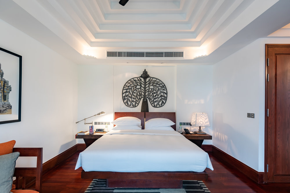 Bedroom  Rooftop Garden Suite - Park Hyatt Siem Reap