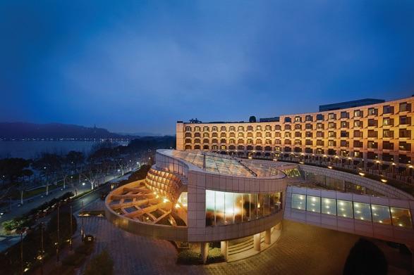 Photo Credit: Grand Hyatt Hangzhou