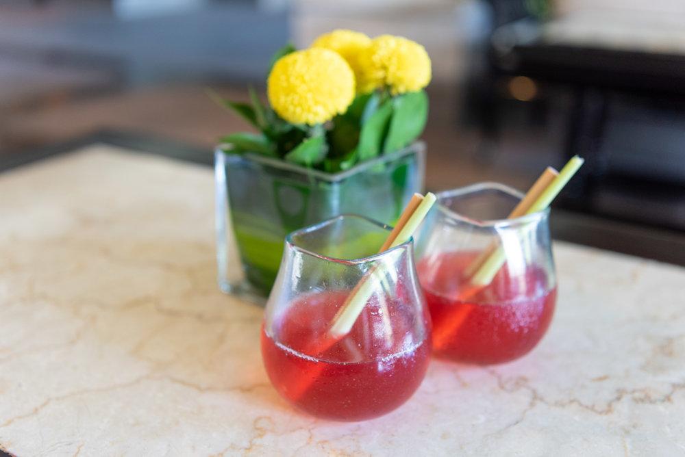 Welcome Drink  InterContinental Bali Resort