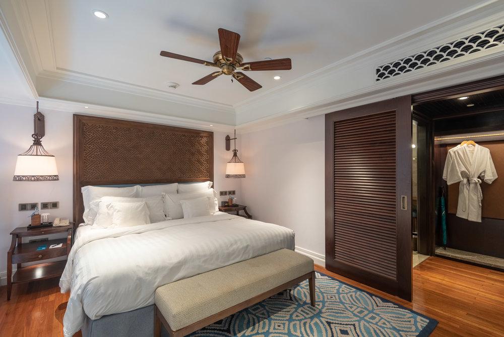 Bedroom  Premium Club InterContinental Duplex Suite - InterContinental Bali Resort