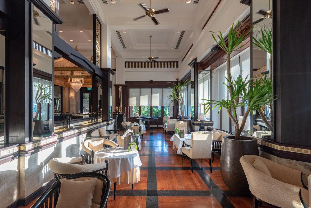 Indoor Seating Area  Club InterContinental Lounge - InterContinental Bali Resort