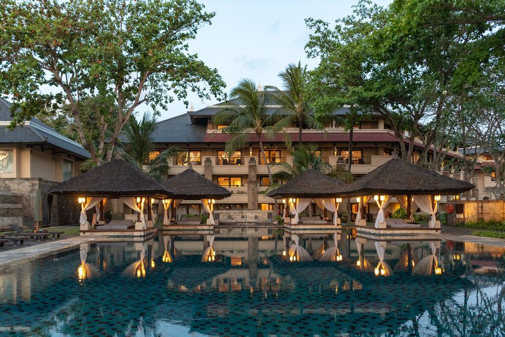 Club Pool  InterContinental Bali Resort