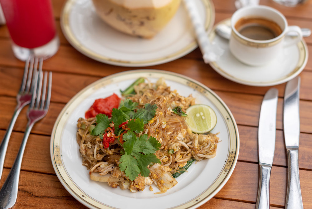 Made-to-order Noodles   Taman Gita Terrace - InterContinental Bali Resort