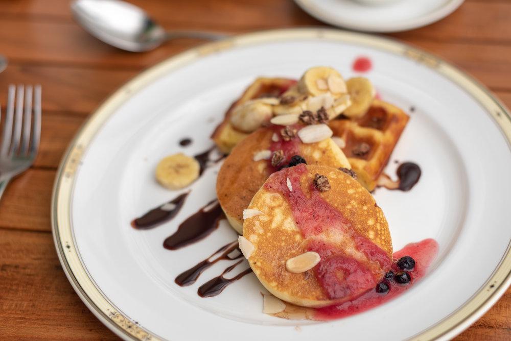 Dessert  Taman Gita Terrace - InterContinental Bali Resort