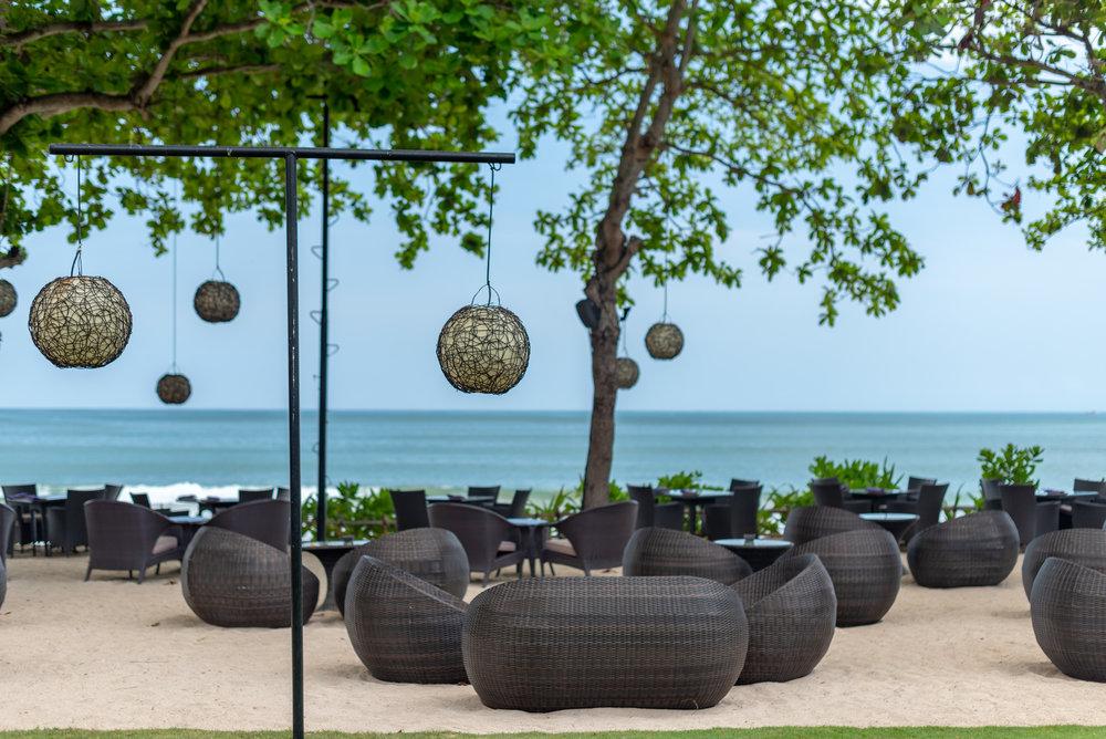 Sunset Beach Bar & Grill  InterContinental Bali Resort