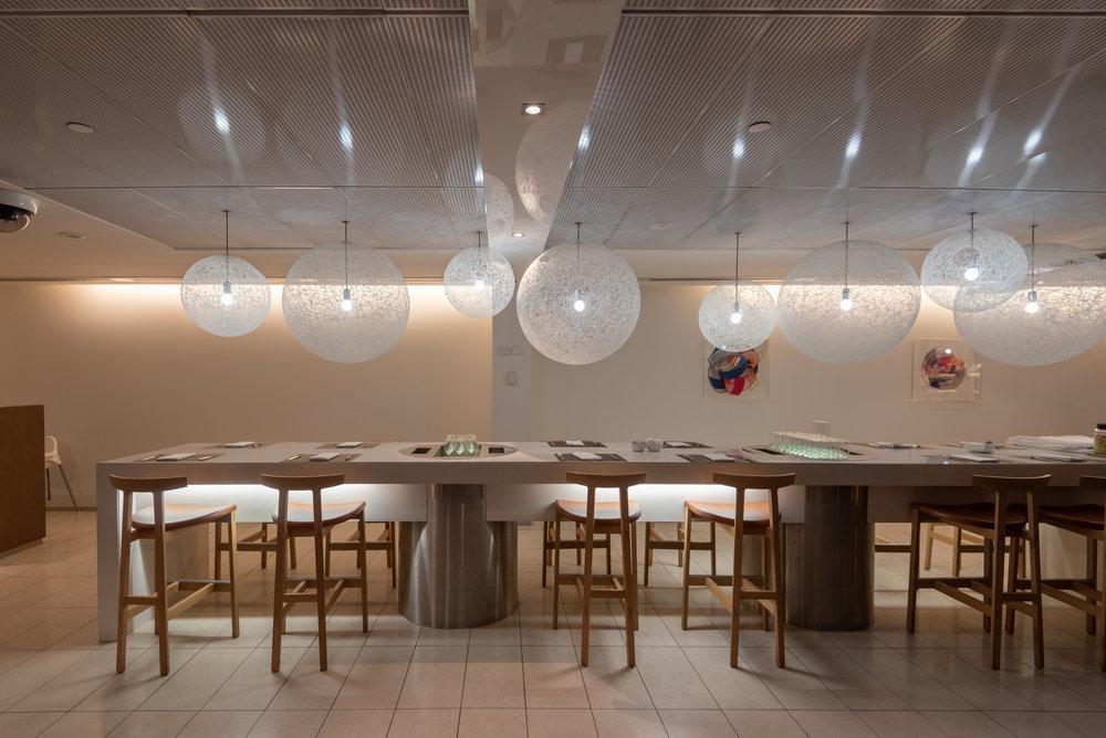 Qantas International Business Lounge