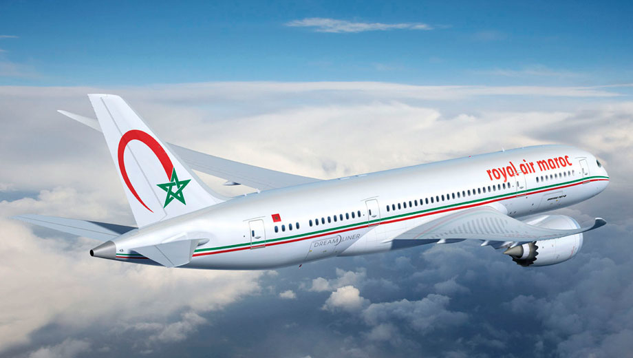 Photo Credit: Royal Air Maroc