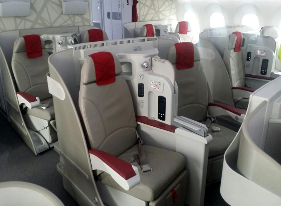 Photo Credit: Royal Air Maroc