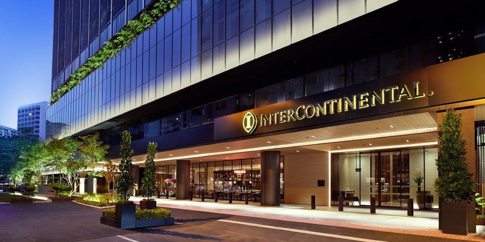 Photo Credit: InterContinental Singapore Robertson Quay