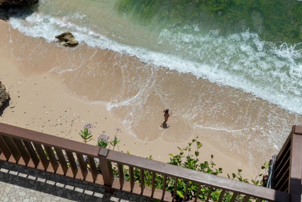 Private Beach Access - The Impossibles  Anantara Uluwatu Bali Resort