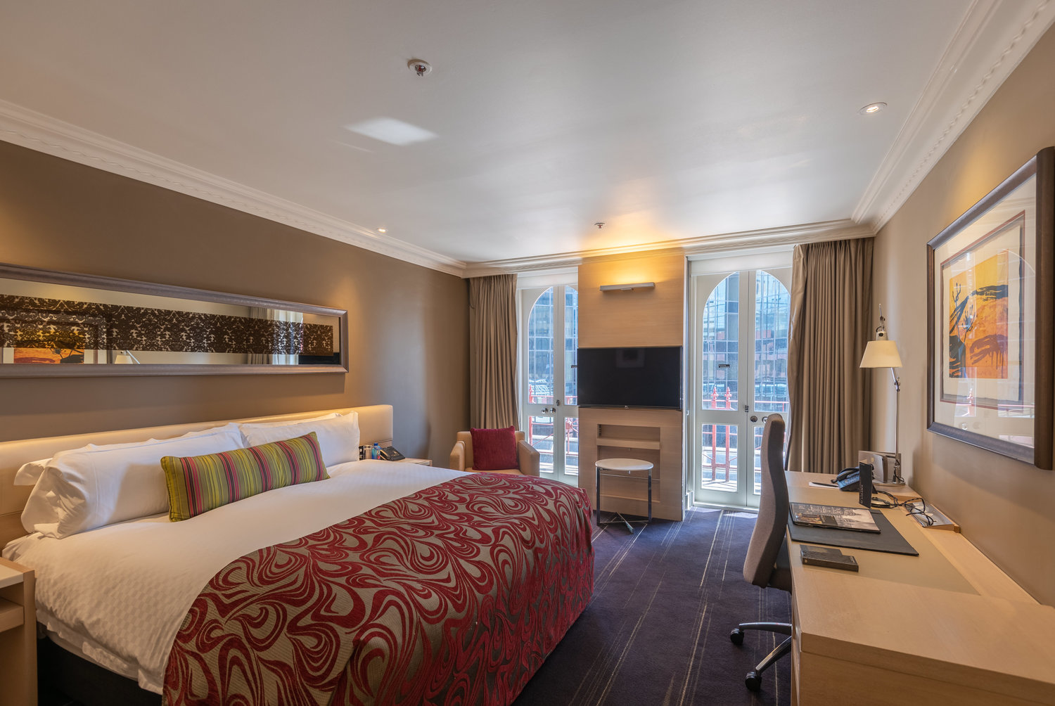 Hotel Review: InterContinental Melbourne The Rialto (King