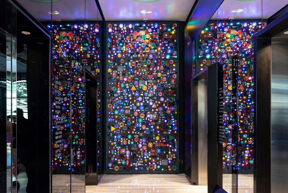 Lift Lobby  W Bangkok