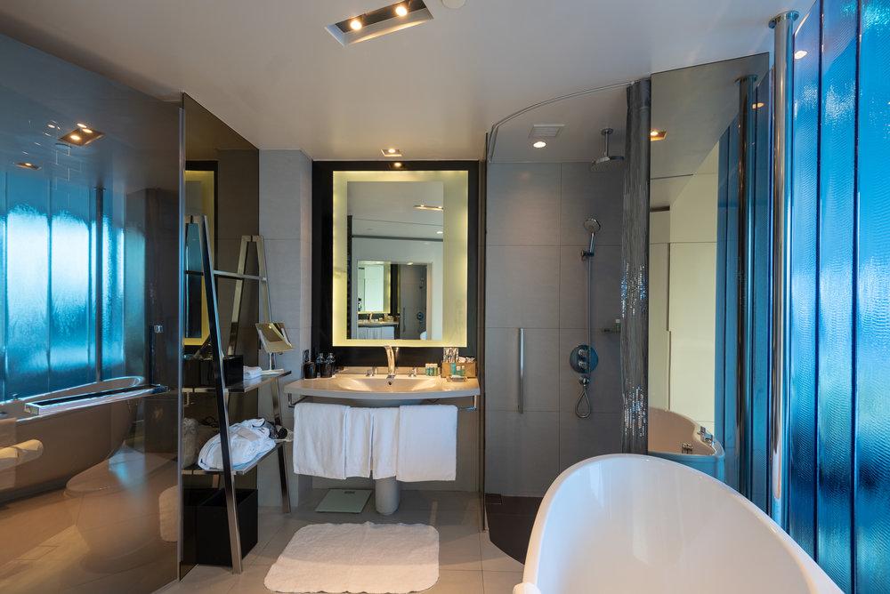 Bathroom  Spectacular Room - W Bangkok