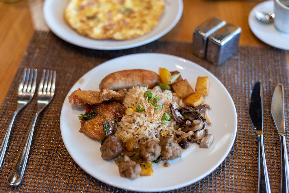 Buffet Breakfast  The Kitchen Table - W Bangkok