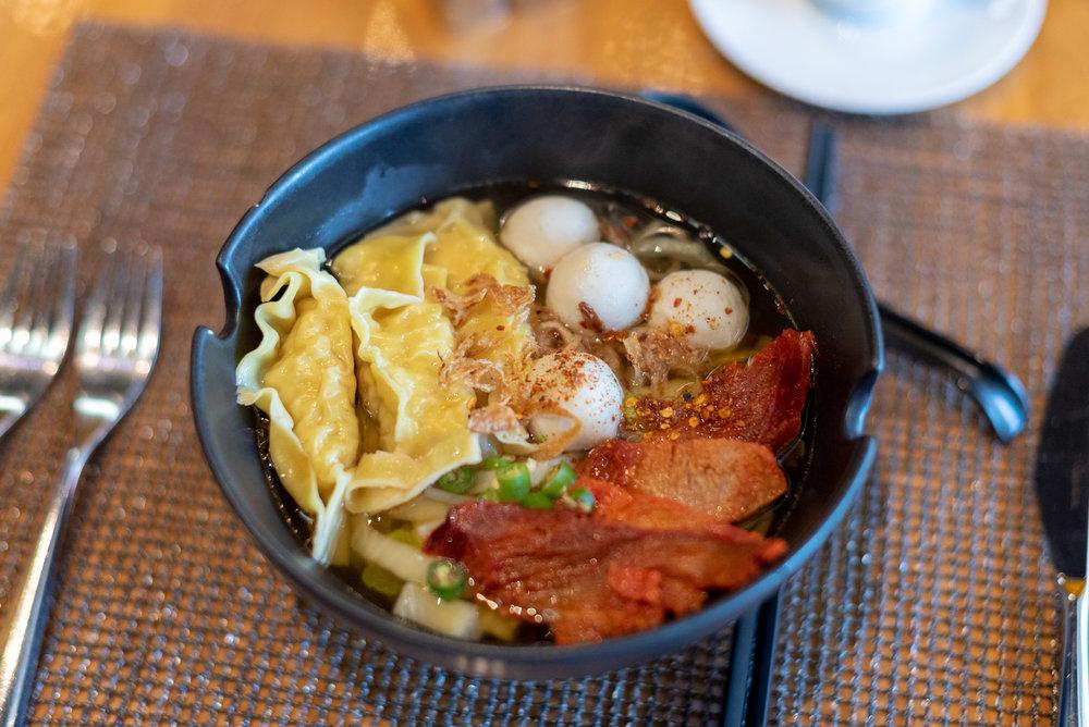 Noodles  The Kitchen Table - W Bangkok