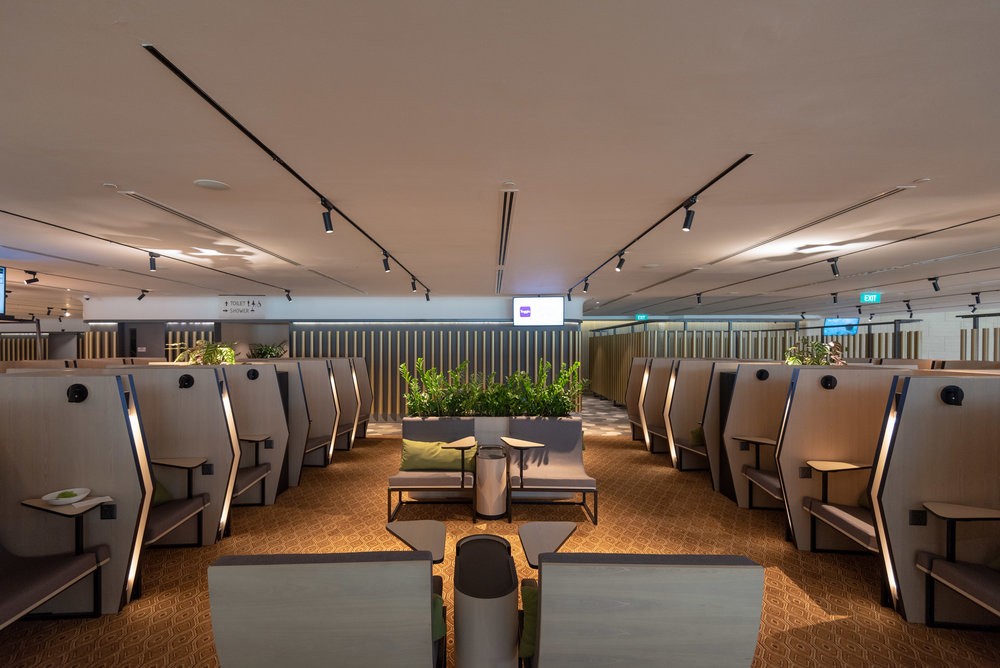 Blossom – SATS & Plaza Premium Lounge - Singapore Changi Airport (Terminal 4)