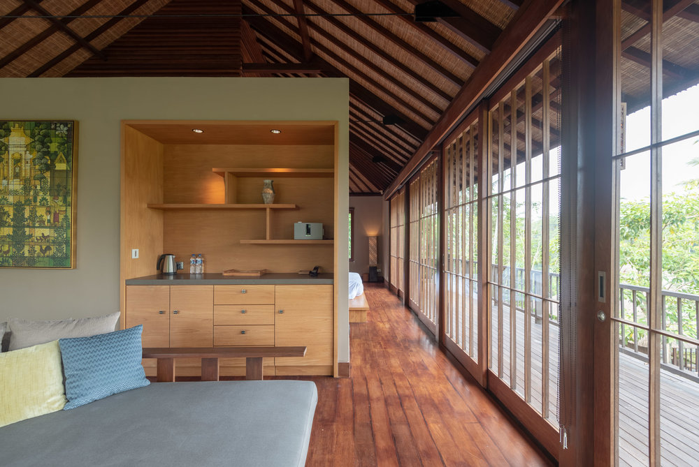 Open-plan Villa   Jalak - HOSHINOYA Bali
