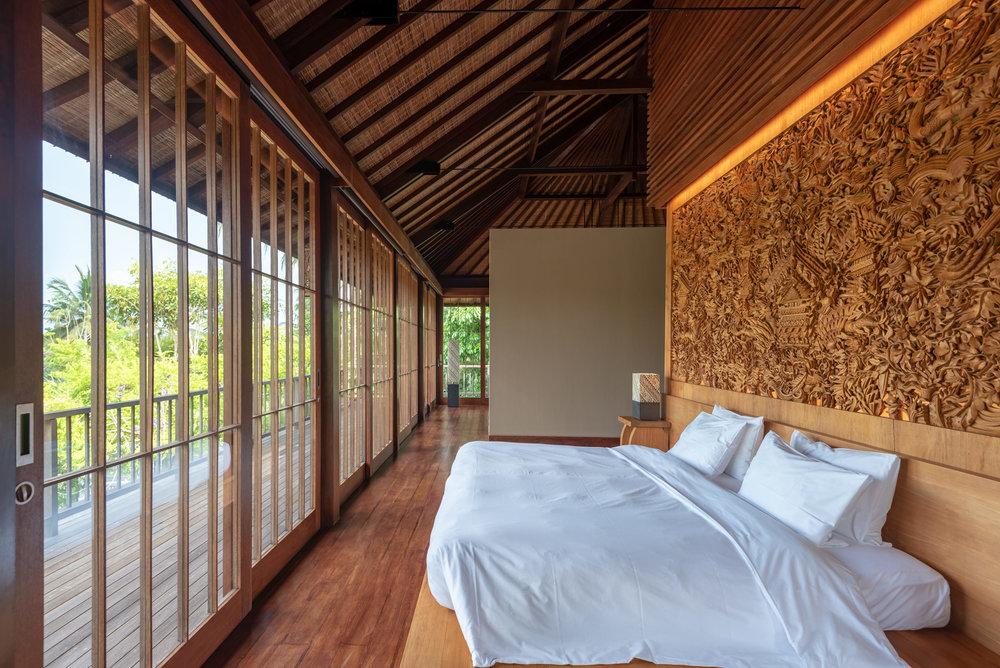 Bedroom   Jalak - HOSHINOYA Bali