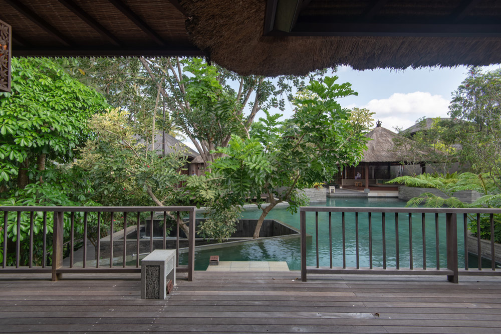 Direct Pool Access from Villa  Jalak - HOSHINOYA Bali