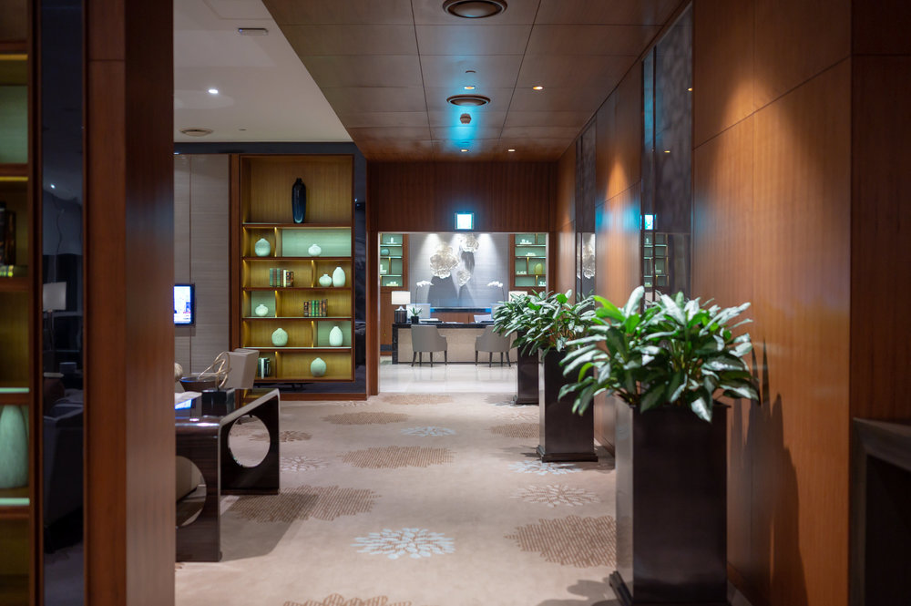 Entrance  Club InterContinental Lounge - InterContinental Hanoi Landmark72