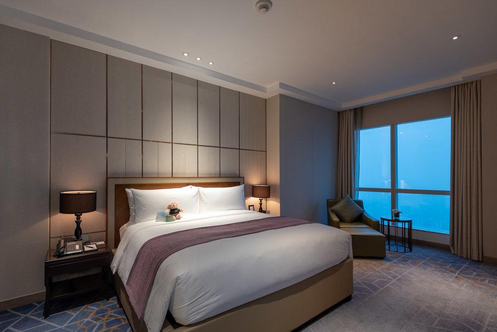 Second Bedroom  Royal Suite - InterContinental Hanoi Landmark72