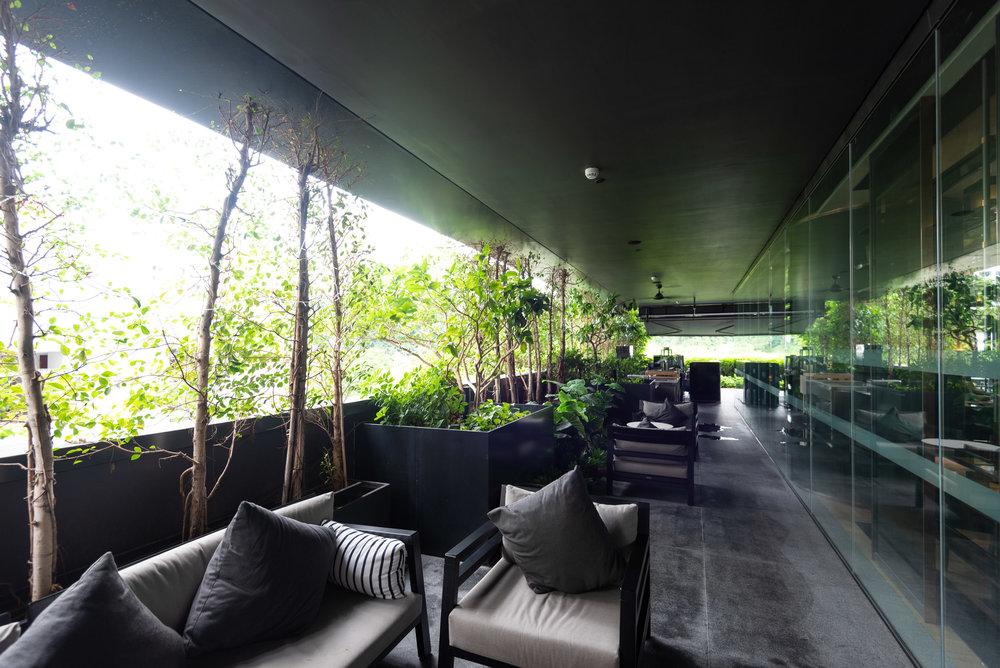 Club InterContinental Lounge  InterContinental Singapore Robertson Quay
