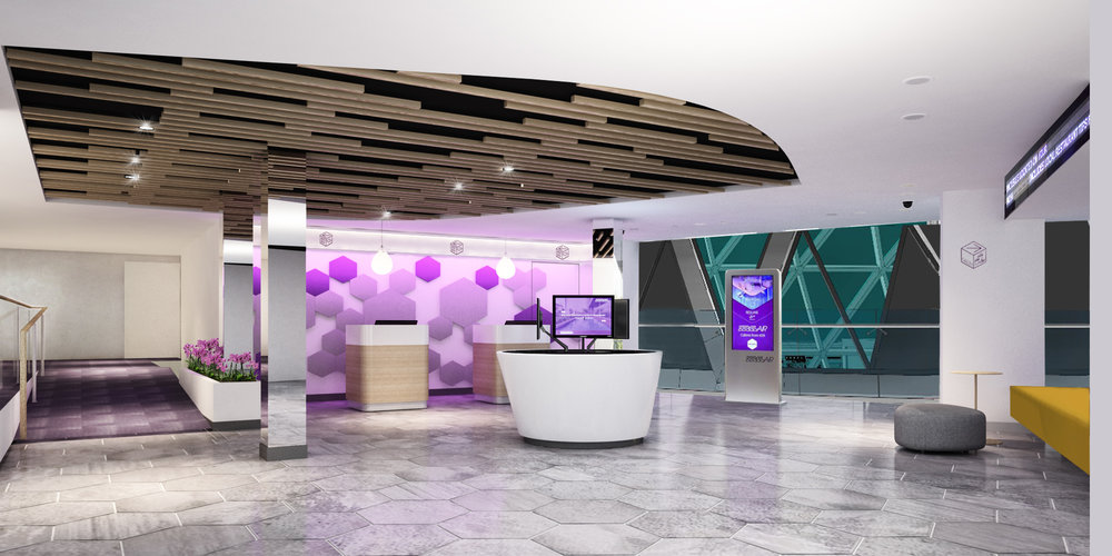 Photo Credit: YOTELAIR Singapore Changi Airport
