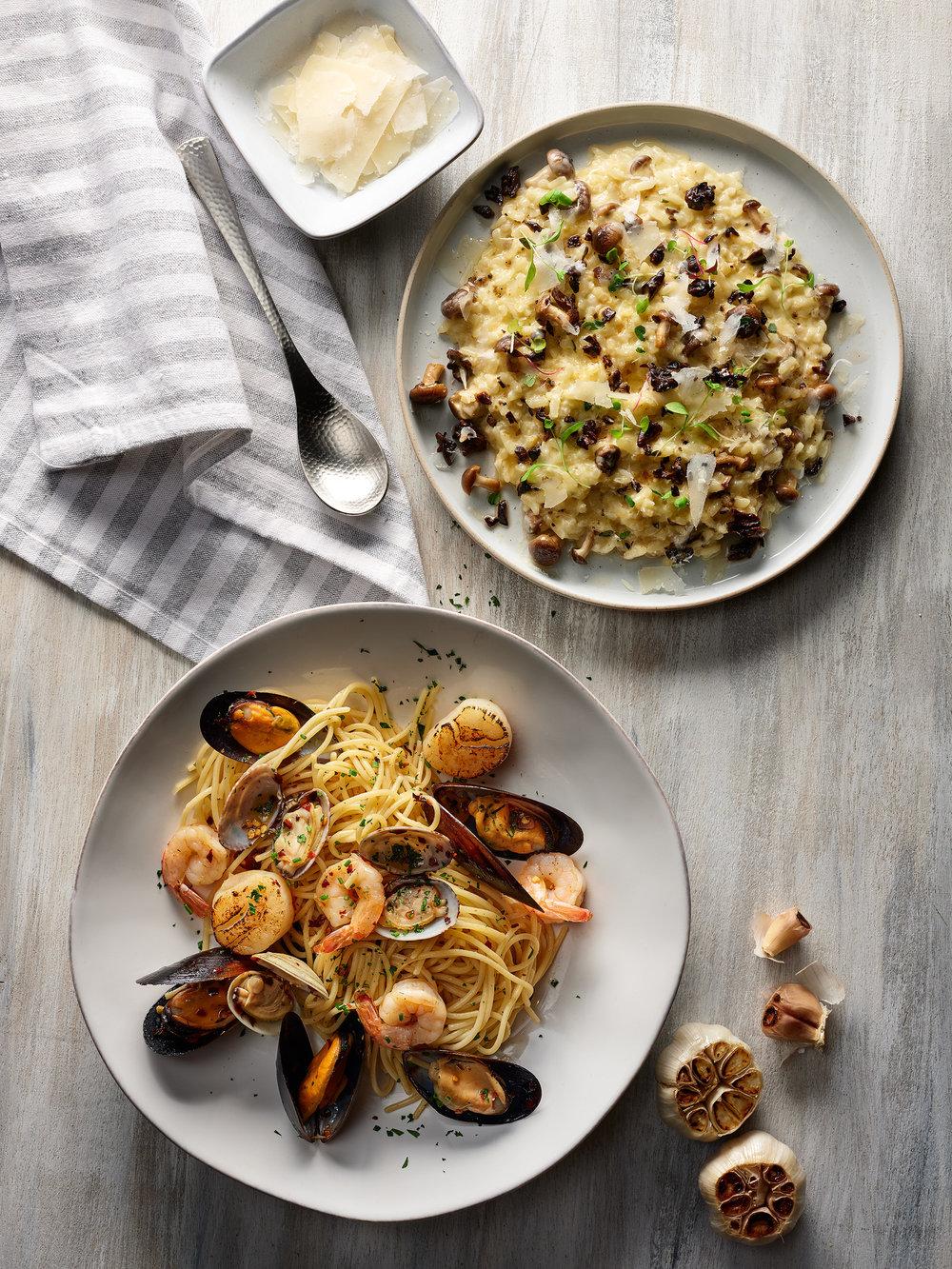 [NEW] Wild Mushroom and Truffle Risotto, Seafood Spaghetti Aglio E Olio_1.jpg