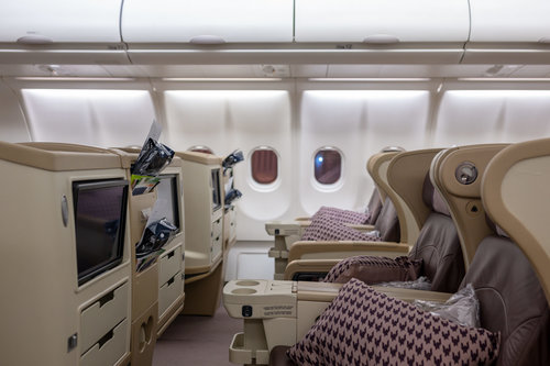 Trip Report: Singapore Airlines Business Class SQ942 787-10 - SIN to ...