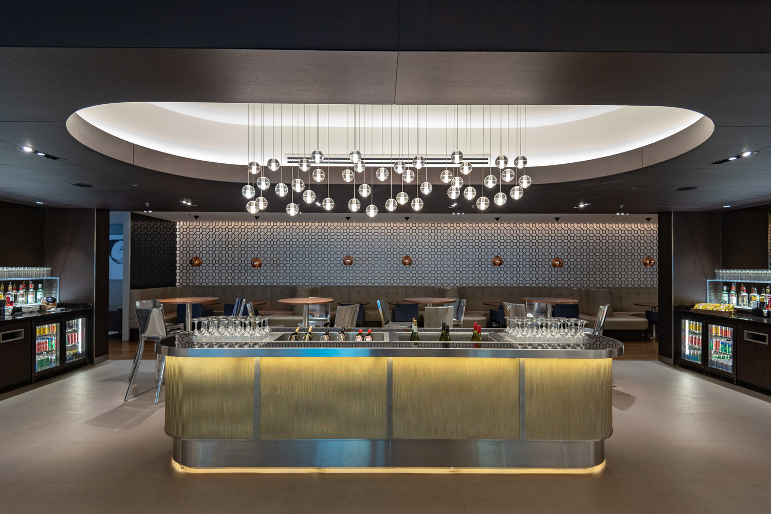 Lounge Review: British Airways Lounge and Concorde Bar