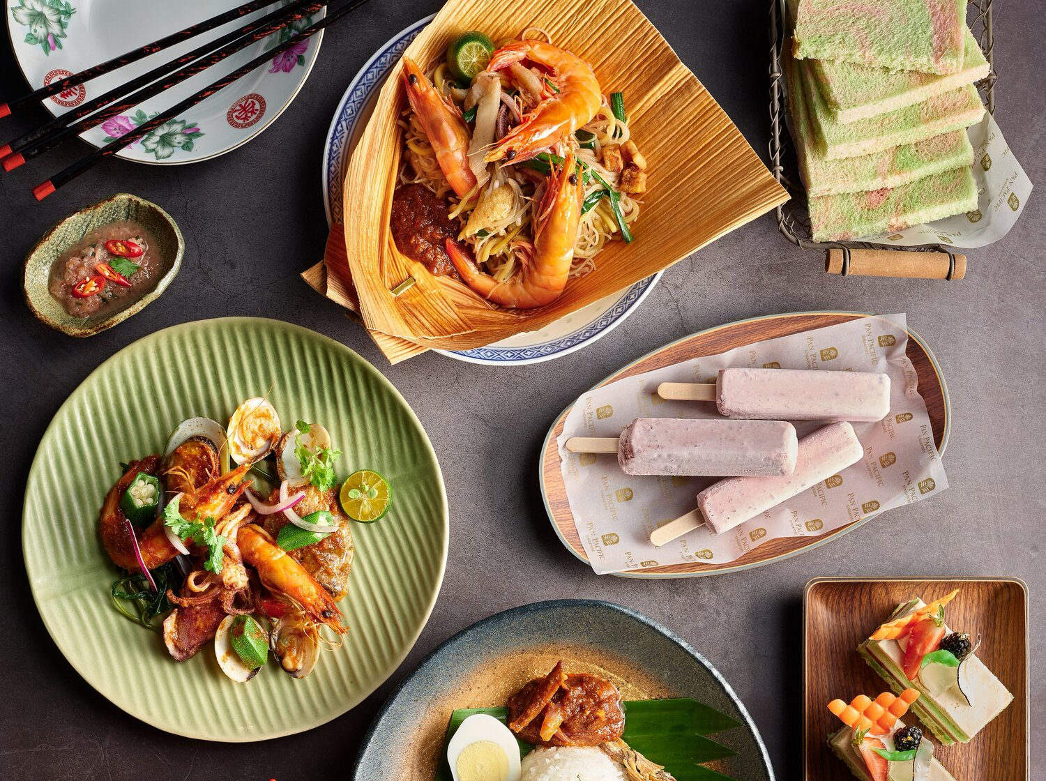 A Celebration of Singapore Flavours Dinner Buffet at Edge (Pan Pacific Singapore) – 18 March to 30 April 2020