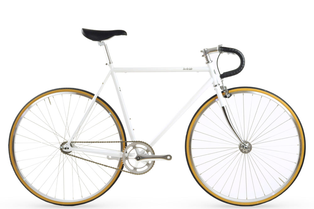 Oxford 2.0 Lochside Cycles 2018 White singlespeed bicycle.png