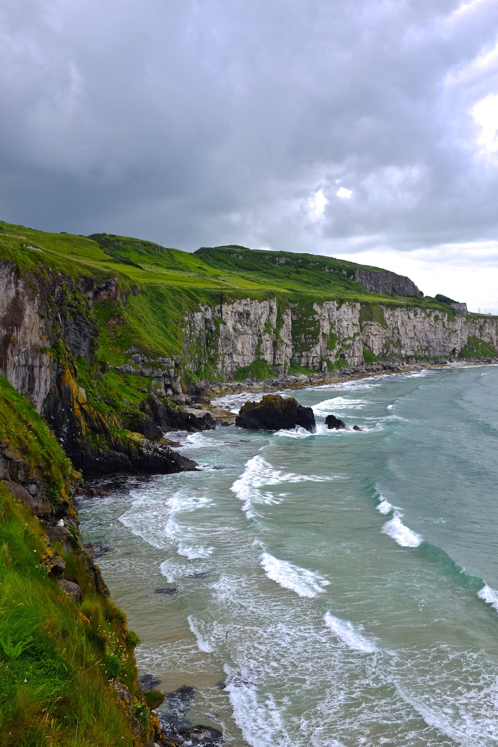 Causeway Coast, Northern Ireland
