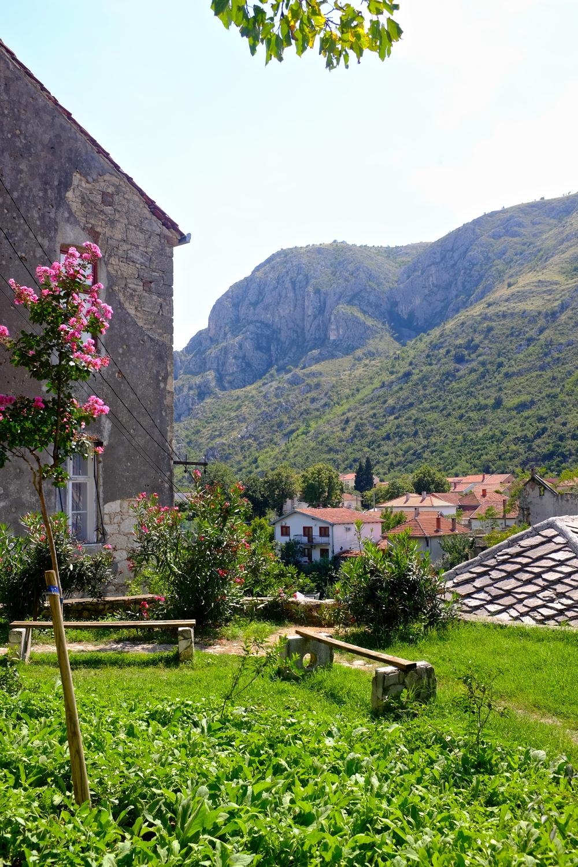 Mostar - A Pilot's Daughter