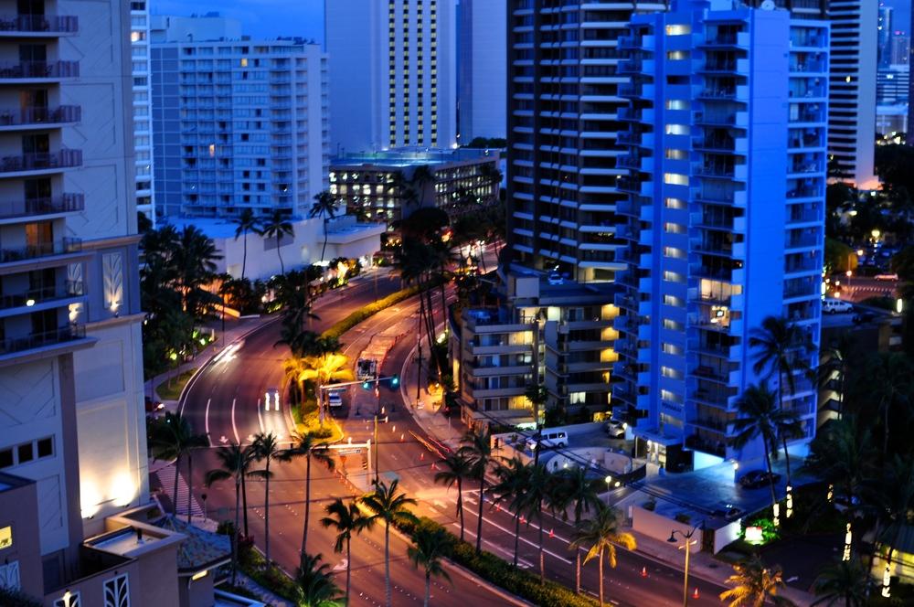 Waikiki, Aloha, Oahu, Hawaii - A Pilot's Daugther