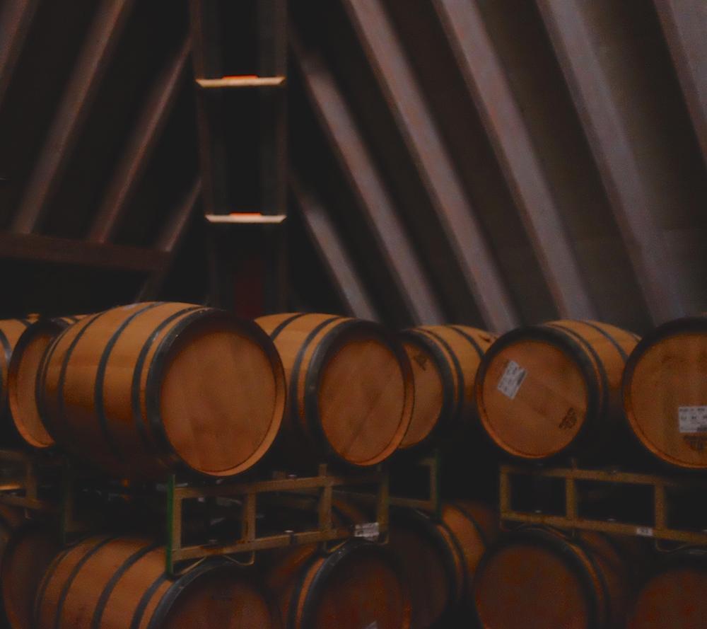 Summerhill Pyramid - Wine - Barrels - A Pilot's Daughter