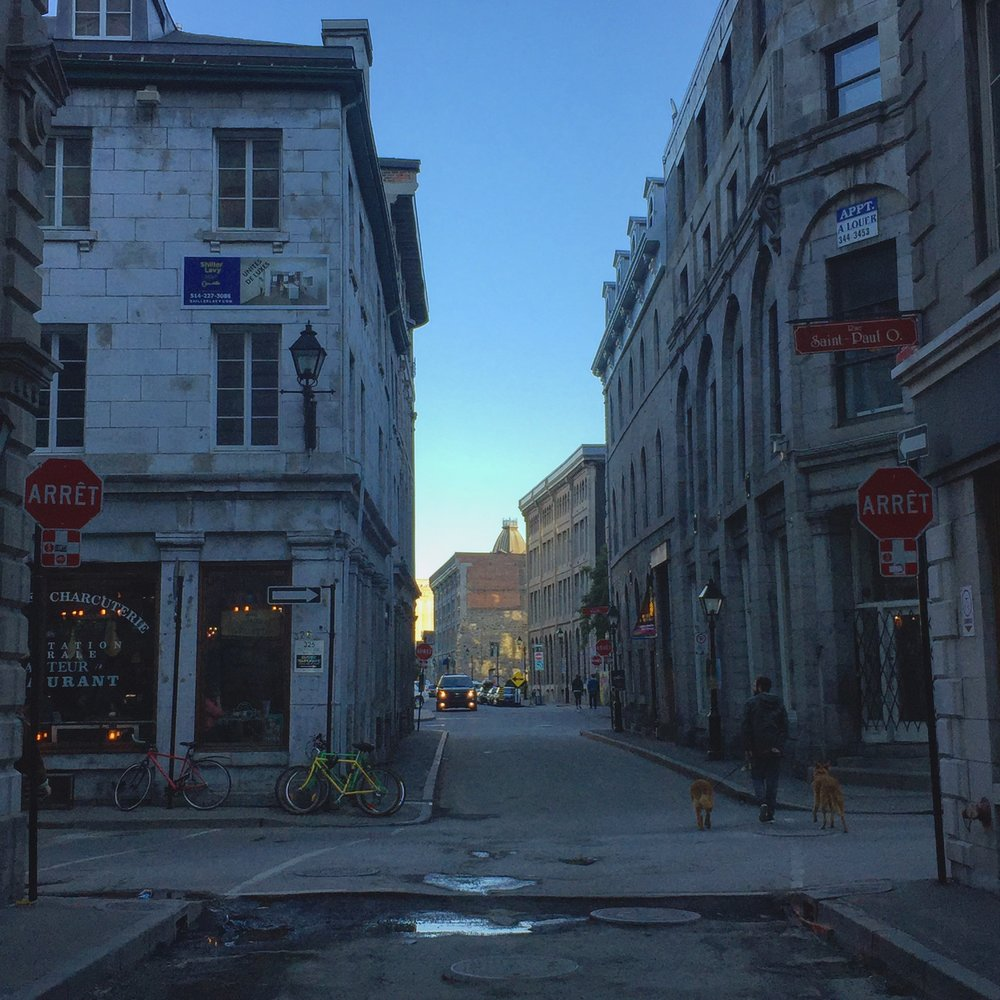 Vieux-Monteal, Quebec