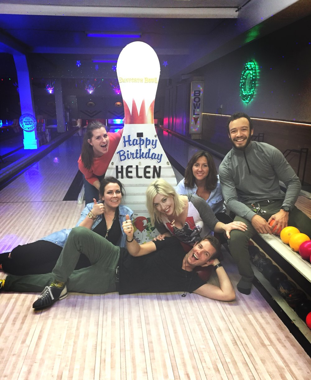 family helen hayden bowling