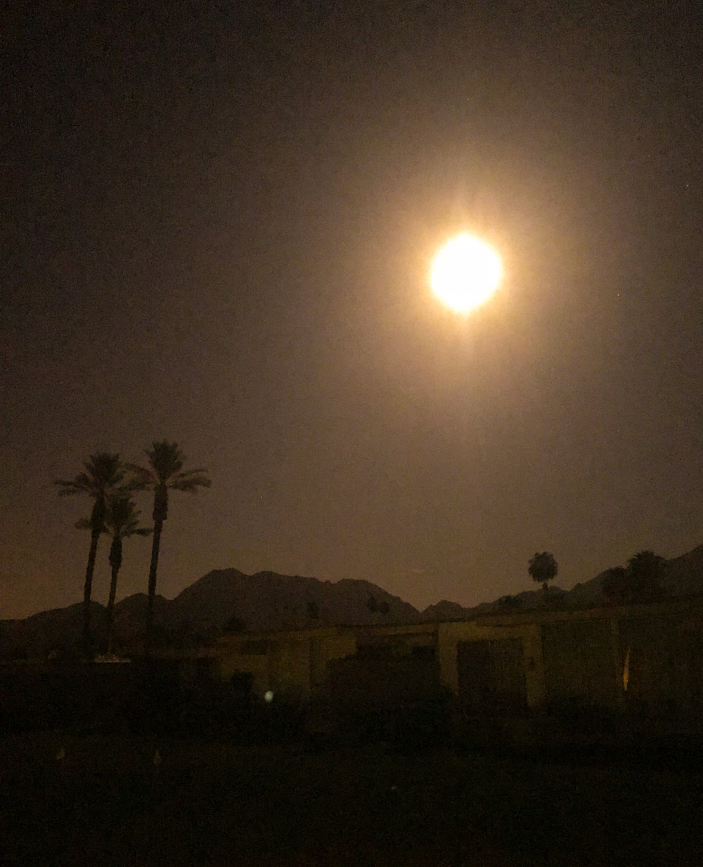 full moon palm springs