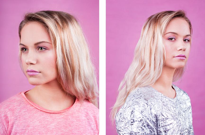 Makeup Artist: Olivia Wichtowski  Model: Karina Patros