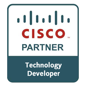 SmartRecord® is fully certified on Cisco UCM, the underlying voice platform for the HCS solution.