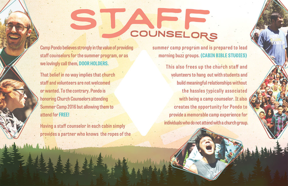 Staff Counselor Panel