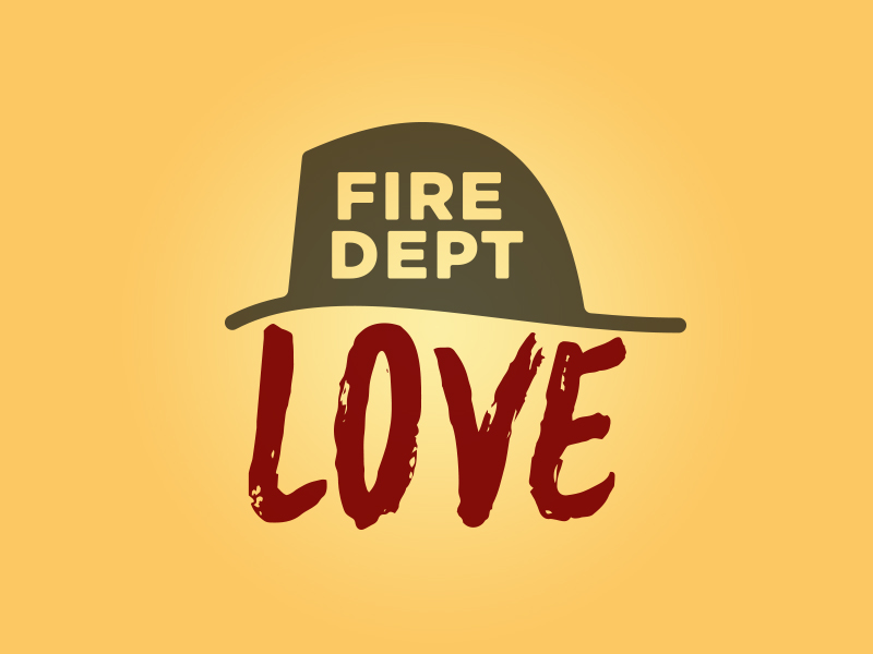 Variant of Fire Dept Love