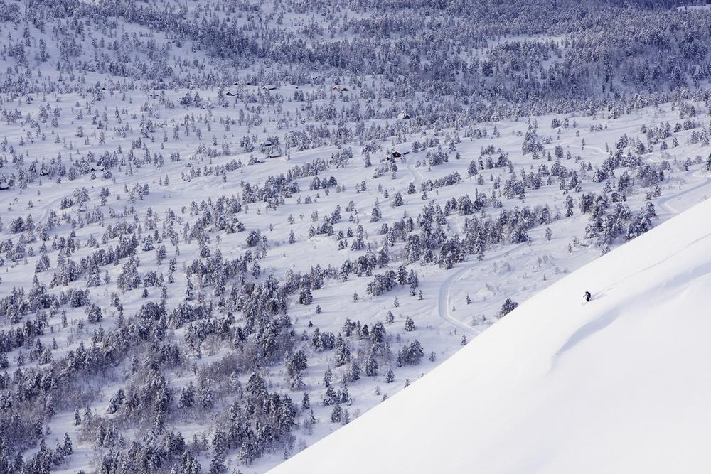 Stryn ski resort