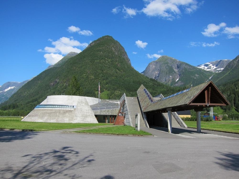 Fjærland Glacier Museum