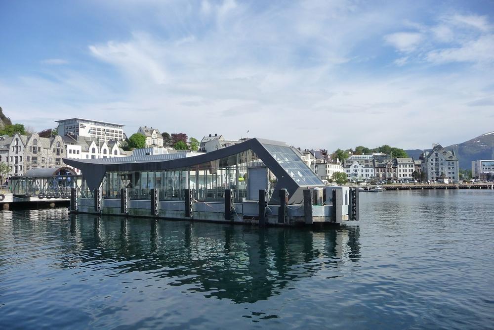 Ålesund Ferry Terminal