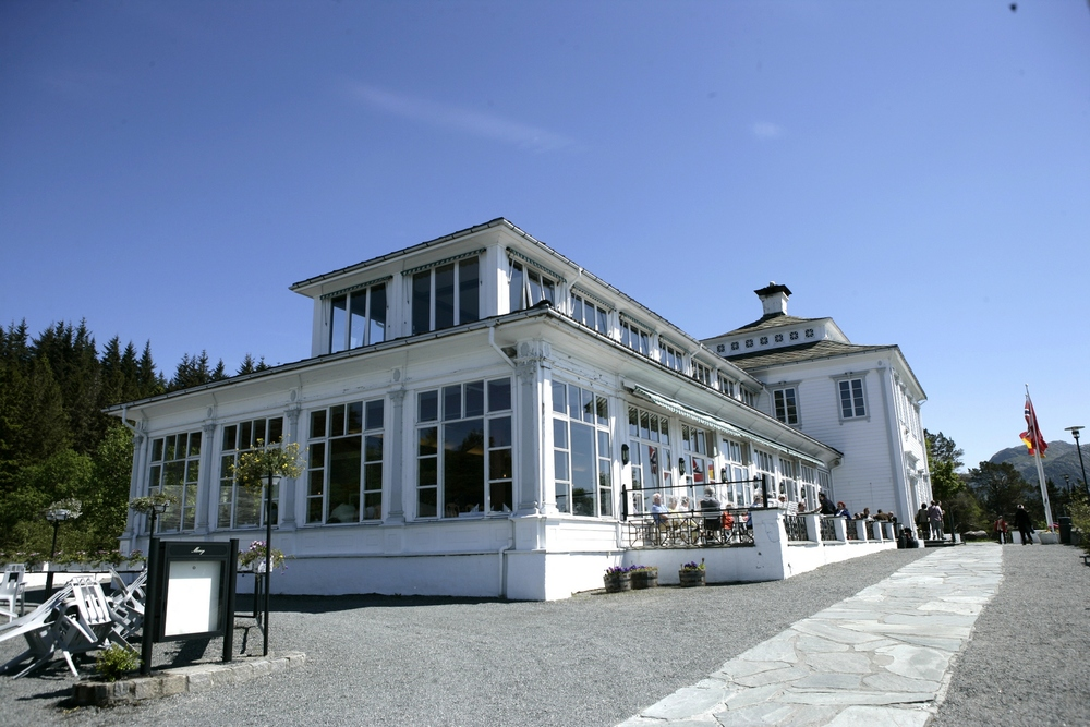 Fløybanen Restaurant