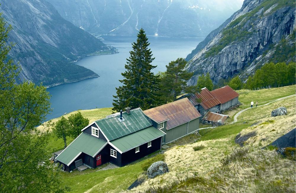 Photo: Reisemål Hardanger Fjord