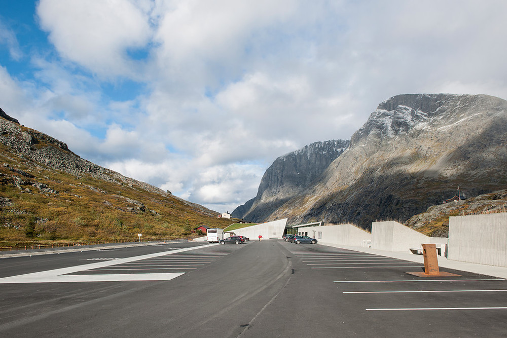 Trollstigen, September 20  th. Photo by Jiri Havran / Statens Vegvesen.