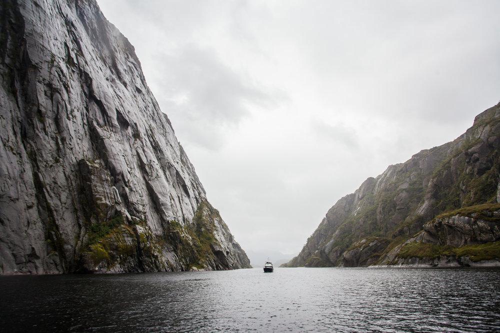 Trollfjorden by Marius Fiskum / Visit Vesteralen